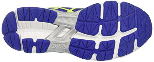 Asics Gel-Pulse 8 Gs, Chaussures de Course pour Entraînement sur Route Garçon, Bleu Bleu