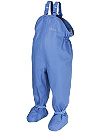 BMS - Pantalón - para bebé niño Cielo Azul 9 mes