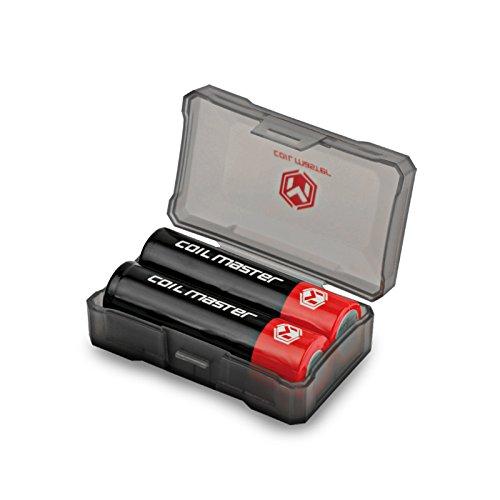 Coil Master 18650 batería funda soporte batería