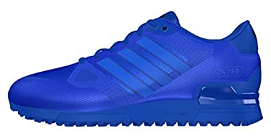more photos 5b527 ea6dc adidas Uomo ZX 750 WV Scarpe Sportive Blu Size  39 1 3