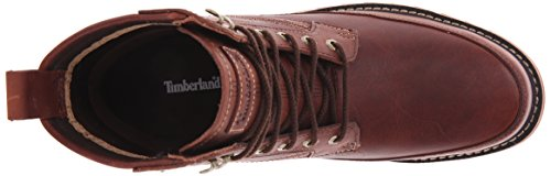Timberland - 6In Mixed Media Wp - , homme, brown (brown), taille brown (Brown)