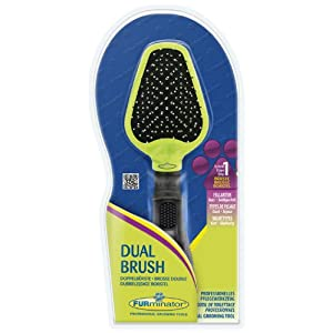 Furminator Dual Brush 10