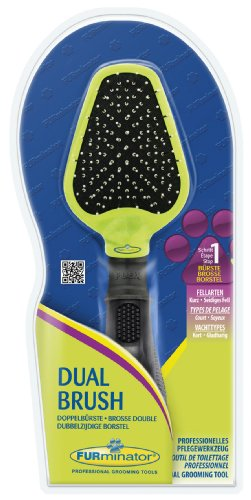 Furminator Dual Brush 1