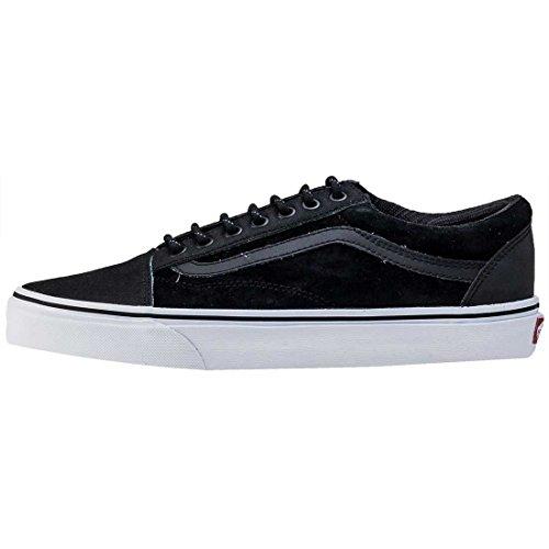 Vans Va2xs6k9b Old Skool Reissue Black Black