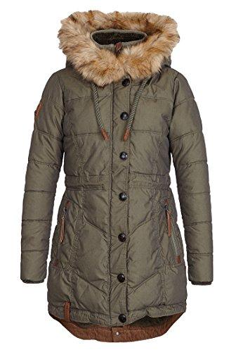 Naketano Female Jacket Gut Gebrüstet II Olive, L