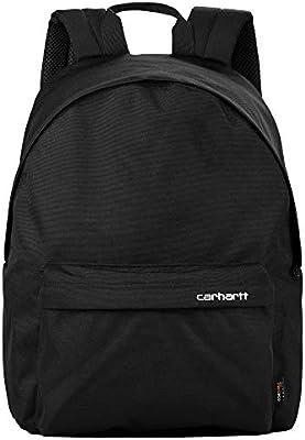 Carhartt Payton Backpack Black/White Schoolbag 1025412-2 Rucksack Carhartt Bags