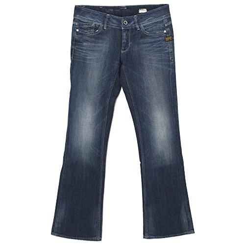 G-STAR Damen Bootcut Jeans Lynn Bootleg WMN, denim, Gr. 31/36