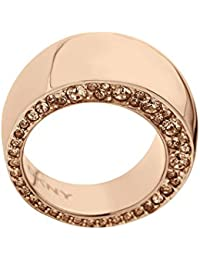 DKNY Damen-Ring Edelstahl Kristall Glaskristall NJ1801040-5.5