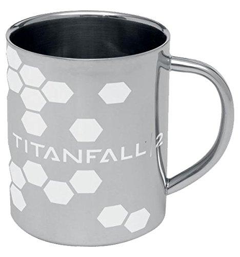 Preisvergleich Produktbild Titanfall 2 - Steel Tasse Standard
