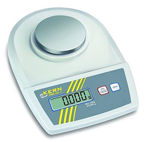 For Demand wlpc100EMB Serie Präzisions-Waage, 82mm Durchmesser Plattform Skala, Wägezelle 100g Bereich, 0.001g, 0.001g Reproduzierbarkeit