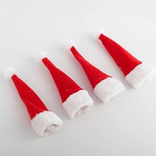 Flaschen Weihnachtsmütze H 180, Ø 35