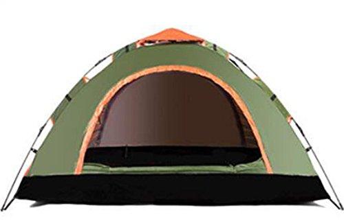 Una colorata tenda da spiaggia