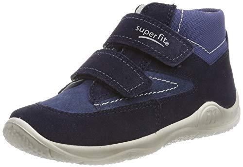Superfit Baby Jungen Universe Sneaker, Blau 80, 26 EU -