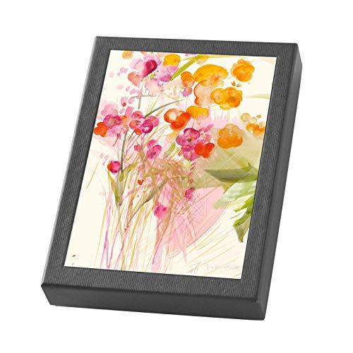Blumen - Kartenset: 10 Faltkarten im Schmuckkarton par Eberhard Münch