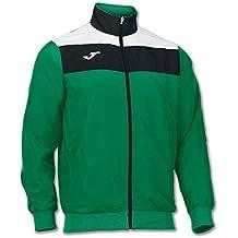 Joma - Chaqueta Micro. Crew Verde para Hombre