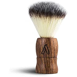 Ustraa Dark Sheesham Wood Shaving Brush-