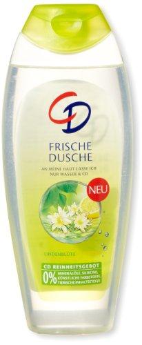 Preisvergleich Produktbild CD Frische Dusche Lindenblüte + Zitrone, 250 ml