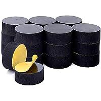 Pot-up - Bases invisibles y resistentes de goma para elevar macetas y otros recipientes, lote de 20 unidades, para macetas de cualquier tamaño de hasta 5 o 6 plantas, Peel & Stick