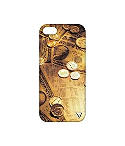 Vogueshell Vintage Printed Symmetry PRO Series Hard Back Case for Apple iPhone 5