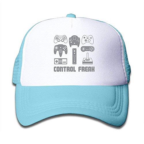 Walnut Cake Gorras béisbol Video Game Control Freak Gaming Children s  Casual Unisex Adjustable Hats Caps Mesh d513ce8850b