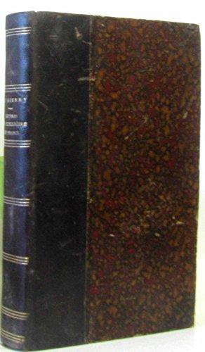 Lettres sur l'histoire de France pour servir d'introduction à l'étude de cette histoire -tome V (tome cinquième)