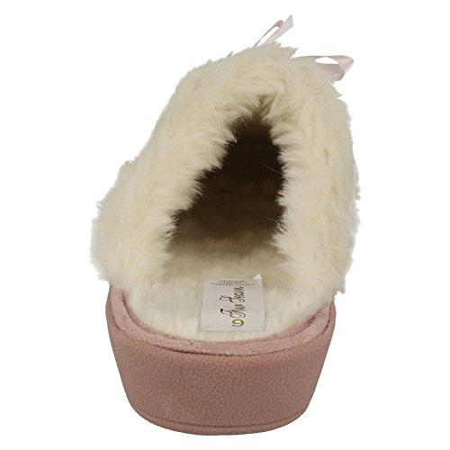 Rosa Quattro Pantofole Per Le Stagioni Donne vZABwEZq