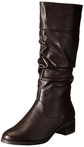 Easy Street Cheyenne Large Synthétique Botte brown