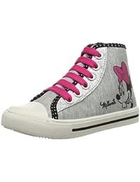 Disney Minnie Girls Kids High DM250033 Mädchen Sneaker