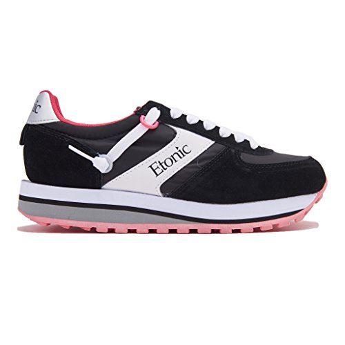 ETONIC KM Scarpe Donna ET813251 48 Sneakers Running Eclipse Primavera Estate 2018 Nero 40