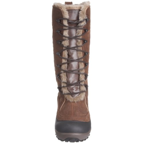 Columbia Heather Canyon Omni-Heat, Stivali da neve donna marrone (Braun (Cordovan, British Tan 231))