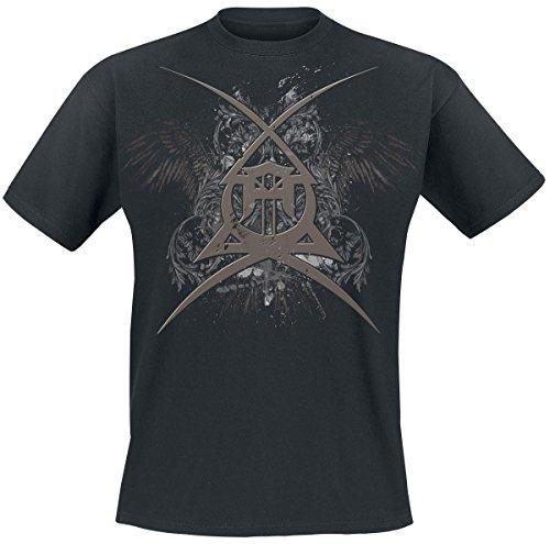 Equilibrium Rise Again T-Shirt nero S
