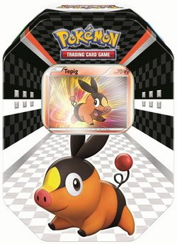 Pokemon PL Tin Deck Box#20 Floink