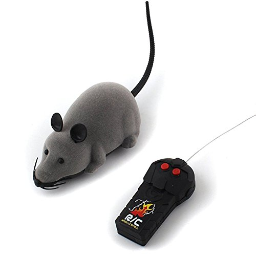 PanDaDa Haustier Katzen Hunde Neuheit Geschenk Spielzeug Lustige Ratte Maus Wireless Elektronische Fernbedienung