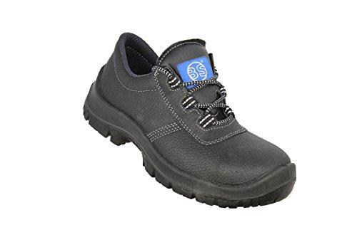 De Liso De Sapatos Preto S3 Src Segurança Bauschuhe Segurança Calçados Bs Bs5201 OIxHAUUW