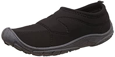 Gliders (From Liberty) Women's Synthetic Black Slip on 2 UK