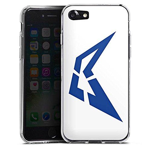Apple iPhone X Silikon Hülle Case Schutzhülle Visca Barca Fanartikel Merchandise Visca98Barca Youtuber Silikon Case transparent