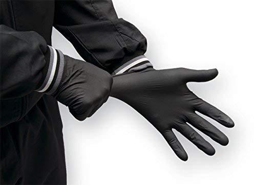 Paffen Sport Cutman-Einmalhandschuhe, schwarz