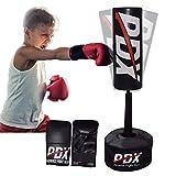 PDX Kids/Junior Boxen Freistehender Boxsack Set freistehend Tasche