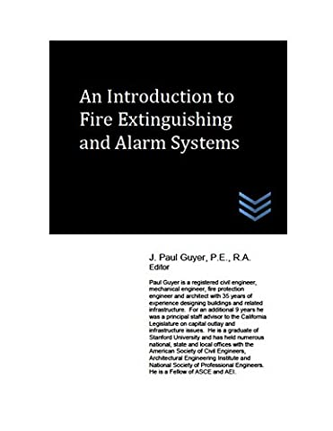An Introduction to Fire Extinguishing and Alarm Systems