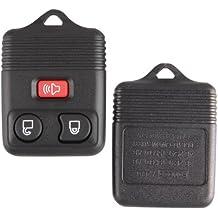 Carcasa llave mando a distancia de coche para Ford Transit