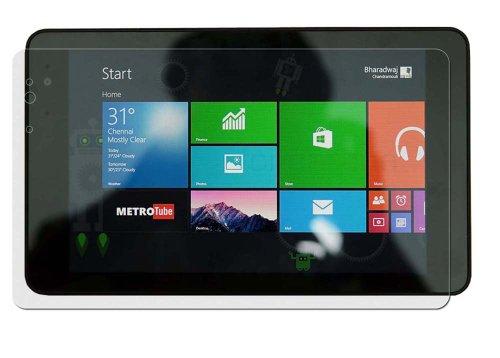 Maoni ANTIREFLEX (Anti-Fingerprint -seidenmatt) Bildschirm Schutz Folie Schutzfolien für Dell Venue 8 Pro
