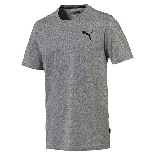 PUMA Herren ESS S Logo Tee T-Shirt, Schwarz(Puma Black), 2XL