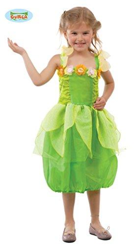 Grüne Fee - Kostüm für Mädchen Gr. 110 - 146, ()