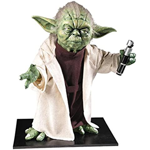 STAR WARS COLLECTOR YODA PROP EDITION Resin Cool Movie Theme Party Halloween VA707 by Seasonal Visions
