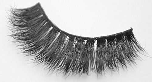 3D mink fake Lashes | falsche Wimpern aus Echthaar | künstliche Echthaarwimpern | 100% handmade | (Alina) (Wimpern 100 Echthaar)
