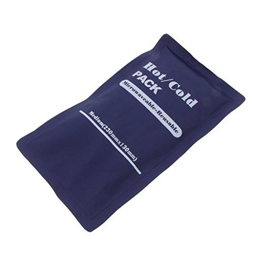 SM SunniMix Wasserdichter Gel Microwavable Freezable Heiße Kalte Packeisbeutel Für Verletzungen Freezable Gel