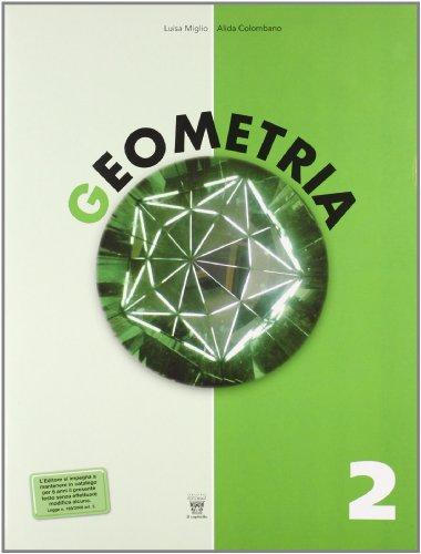 Aritmetica-Geometria. Con materiali per il docente. Per la Scuola media: 2
