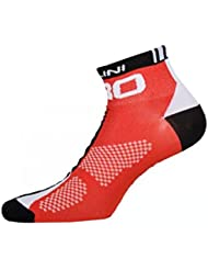 Socks Nalini Pro Socks (13) Black Red S-M