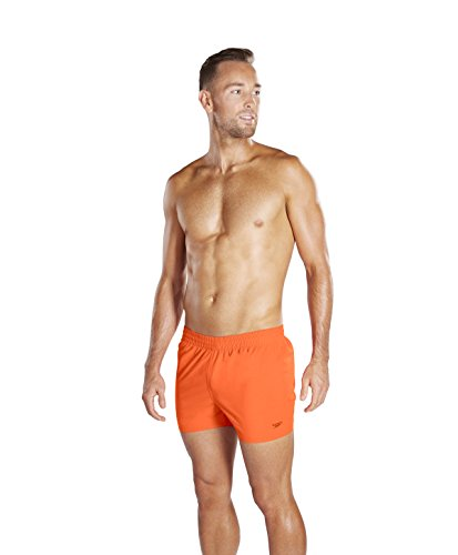 Speedo Fitted Leis 13 Wsht Am Arancione