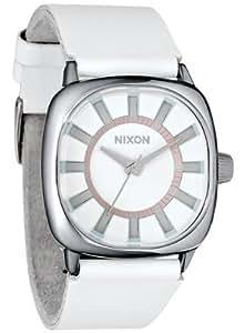 Nixon Revolver Montre - Homme Blanc/Blanc, One Size